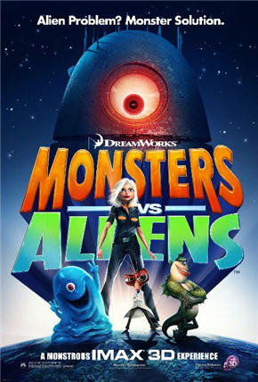 aliens and monsters